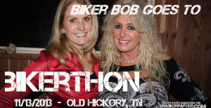 bikerthon - an annual benefit in Nashville