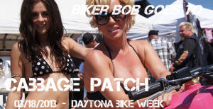 daytona cabbage patch