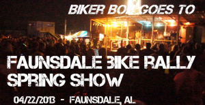 Faunsdale bike rally photos