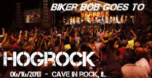 Hogrock River Rally in Cave in Rock, IL