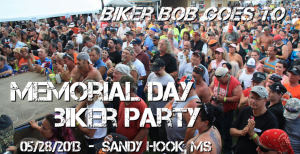memorial day biker party photos