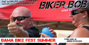 Bama Bike Fest Summer 2014