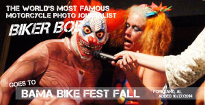 Bama Bike Fest 2014 fall rally