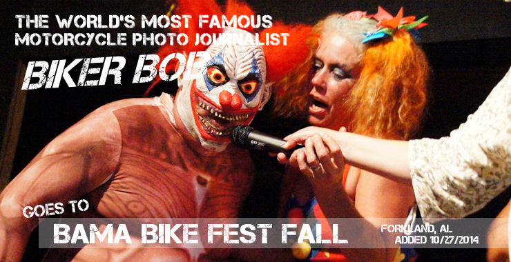 Bama bike fest fall 2014