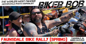 faunsdale bike rally spring 2014