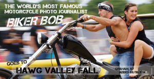 Hawg Valley Fall rally 2014
