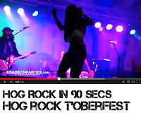 Hog Rock T'Oberfest 2014 in 90 seconds