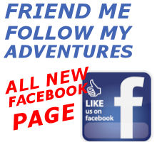Friend me and Follow my adventures on Facebook !