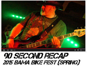 2015 Bama Bike Fest (spring rally)