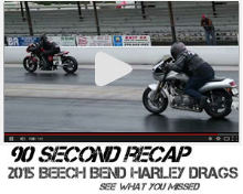 2015 Beech Bend rally and races (spring rally)