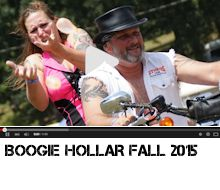 Boogie Hollar YOUTUBE video