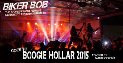 2015 Boogie Hollar motorcycle rally