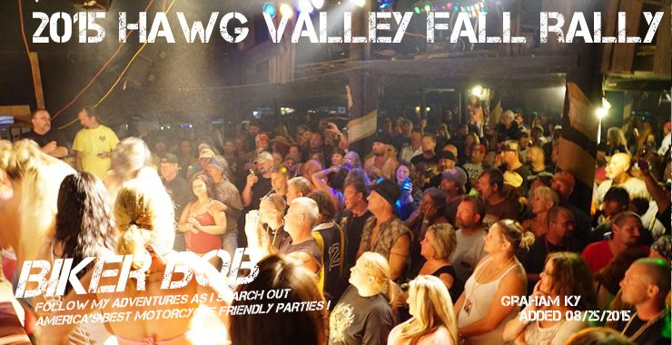 2015 Hawg Valley fall  party