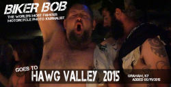 2015 Hawg Valley motorcycle rally