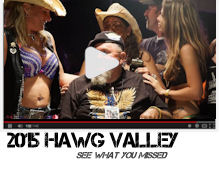 Hawg Valley bike rally 2015