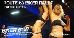 2015 Route 66 bike rally  - Sturgis edition