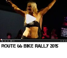Route 66 Bike Rally Sturgis edition