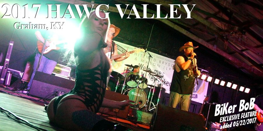 2017 Hawg Valley bike rally