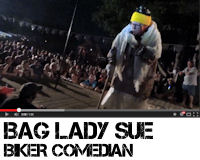 Bag Lady Sue live at the Junebug Boogie